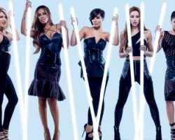 The Saturdays' All Fired Up for Greatest Hits album release and UK tour
