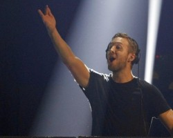 DJ Calvin Harris pulls out of MTV awards in Glasgow