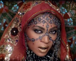 Hymn for the Weekend is being criticised for misusing Indian culture