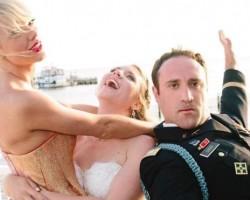 Taylor Swift surprises fan at wedding