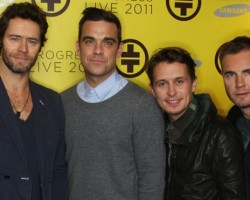 Robbie Williams 'may return' for Take That anniversary